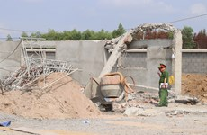 Khởi tố vụ án để điều tra vụ sập công trình xây dựng tại Đồng Nai