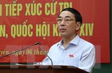 Thủ tướng bổ nhiệm ông Trần Quốc Tỏ làm Thứ trưởng Bộ Công an