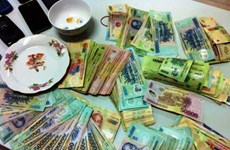 Tham gia đánh bạc, một chủ tịch xã ở Hà Tĩnh bị cách chức