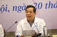 Tất cả các bệnh nhân COVID-19 nặng tại Việt Nam đã được chữa khỏi