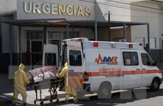 Số ca tử vong mới trong ngày ở Mexico tăng cao kỷ lục