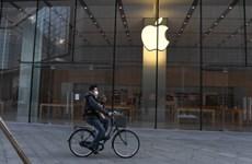 Doanh số Apple ở Trung Quốc tăng vọt khi nền kinh tế mở cửa trở lại