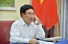 Việt Nam-Ireland cam kết tăng cường hợp tác song phương