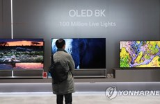 Thị trường tivi OLED có thể tăng trưởng yếu trong năm nay