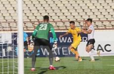 Cúp Quốc gia 2020: Sông Lam Nghệ An thắng Bình Định trên sân nhà