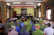 Vụ gian lận điểm thi ở Sơn La: Đề nghị mức án cao nhất tới 25 năm tù