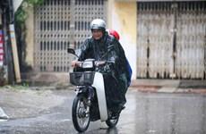 Bắc Bộ mưa dông diện rộng, Hà Nội có khả năng có mưa đá