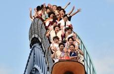 """Các công viên giải trí ở Nhật Bản đề ra """"quy tắc ứng xử"""" mới"""