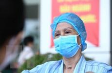 Bệnh nhân số 19 nặng nhất ở phía Bắc đã được chữa khỏi bệnh COVID-19
