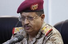 Bộ trưởng Quốc phòng Yemen thoát chết trong vụ tấn công bằng tên lửa