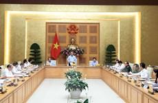 Thường trực Chính phủ họp về cải cách chính sách tiền lương