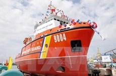 Bộ Ngoại giao nói về việc Hoa Kỳ bàn giao tàu tuần tra cho Việt Nam
