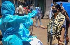 Ấn Độ ghi nhận số ca nhiễm mới SARS-CoV-2 cao kỷ lục