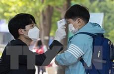 Hàn Quốc ghi nhận số ca mắc COVID-19 mới vẫn trên ngưỡng 50