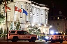 Mỹ bị cáo buộc làm ngơ với hành động khủng bố vào Đại sứ quán Cuba
