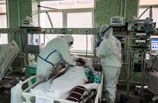Liên bang Nga ghi nhận thêm gần 9.000 người nhiễm mới SARS-CoV-2