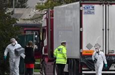 Vụ 39 thi thể trong xe tải ở Anh: Pháp buộc tội 13 đối tượng liên quan