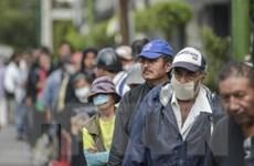 Mỹ Latinh ghi nhận hơn 1 triệu ca nhiễm virus SARS-CoV-2