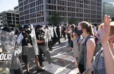 Mỹ: Thủ đô Washington ban hành lệnh giới nghiêm do biểu tình