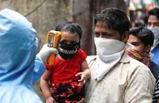 Ấn Độ ghi nhận số ca nhiễm SARS-CoV-2 tăng lên gần 200.000