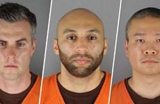 Thêm 3 cựu cảnh sát Mỹ bị buộc tội liên quan cái chết của George Floyd