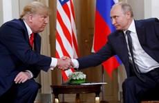 Tổng thống Mỹ Donald Trump muốn ký hiệp ước hạt nhân với Nga