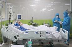 Bệnh nhân 91 phản xạ ho mạnh hơn, chức năng thận dần hồi phục