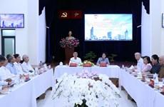 Củng cố khối đại đoàn kết trong xây dựng, phát triển TP Hồ Chí Minh