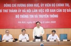 Xây dựng Hà Nội thành trung tâm an toàn an ninh mạng của Đông Nam Á