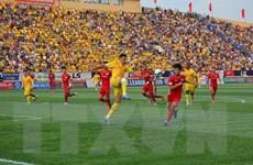V-League 2020: Nam Định nhận thất bại đầu tiên trên sân nhà