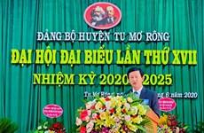 Kon Tum tổ chức Đại hội Đảng bộ đầu tiên thí điểm bầu trực tiếp Bí thư