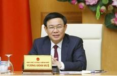 Hôm nay, Quốc hội tiến hành việc miễn nhiệm chức vụ Phó Thủ tướng