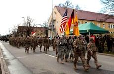 Đức xác nhận việc Mỹ đang cân nhắc giảm quân số đồn trú
