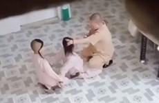 Thu hồi quyết định trụ trì chùa đối với Sư cô có hành vi bạo hành trẻ