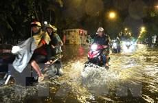 Sắp có bão trên Biển Đông, mưa dông bao trùm cả nước