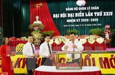 Xây dựng quận Lê Chân trở thành đô thị trung tâm của Hải Phòng
