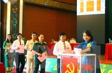 Tỉnh Nghệ An tổ chức đại hội điểm Đảng bộ thị xã Cửa Lò
