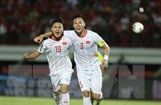 Đội tuyển Việt Nam giữ nguyên vị trí 94 trên bảng xếp hạng FIFA