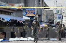 Tấn công đồn cảnh sát ở Philippines làm nhiều người thương vong