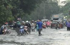TP.Hồ Chí Minh thiệt hại nặng nề sau trận mưa lớn nhất từ đầu năm