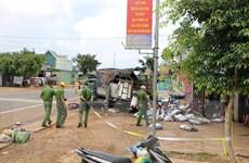 Vụ tai nạn đặc biệt nghiêm trọng tại Đắk Nông: Bắt tạm giam lái xe