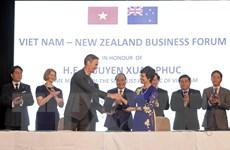 Thúc đẩy quan hệ thương mại Việt Nam và New Zealand