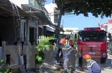 Phú Yên: Dập tắt kịp thời đám cháy lớn từ ngôi nhà tình nghĩa