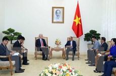 Thủ tướng Nguyễn Xuân Phúc tiếp Giám đốc ADB tại Việt Nam
