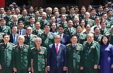 Thủ tướng dự Đại hội Thi đua quyết thắng toàn quân lần thứ X
