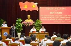 Nhiều kinh nghiệm rút ra qua đại hội điểm cấp trên cơ sở ở Đà Nẵng