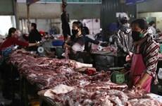 Giá thịt lợn giảm tại các chợ dân sinh Hà Nội, xuống dưới 90.000 đồng