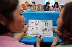 Dạy thử nghiệm sách giáo khoa lớp 1: Định hình phương pháp dạy học mới