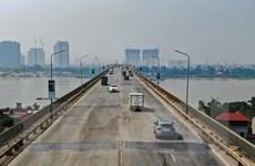 Đề nghị Hà Nội đặt cân tải trọng xe trên cầu Thăng Long, vành đai 3