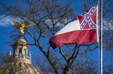 Mỹ: Mississippi bỏ biểu tượng phân biệt chủng tộc khỏi cờ tiểu bang